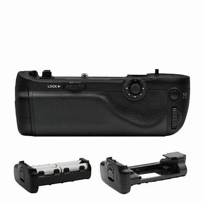 New Multi Power  Battery Hand Grip Pack for Nikon D750 SLR Camera as MB-D16