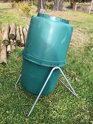 Tumbleweed Compost Tumbler - Good Condition - makes compost in 6 weeks!