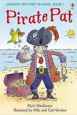 Pirate Pat (First Reading) (1.0 Very First Reading), Mairi Mackinnon & Mike Gord