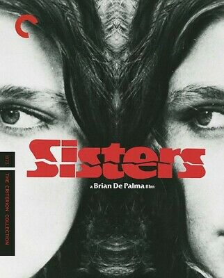 Criterion Collection: Sisters [New Blu-ray] Restored, Special Ed, 4K Mastering