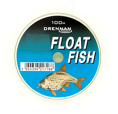 Drennan Float Fish Line New Version: 6lb