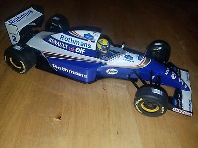 Williams Renault FW 16 Senna 1:18 Rothmanns  1:18