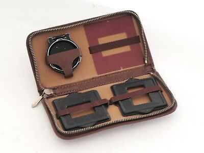 Rollei Rolleicord VB 24 Frame Adapter Kit in Zipped Pouch Case (3573R)
