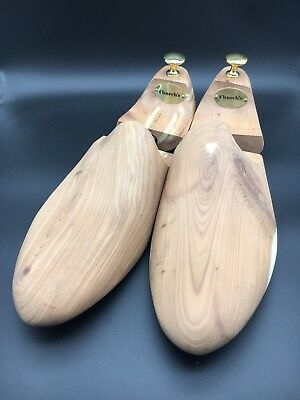 Church's Wooden Shoe Trees Size 9