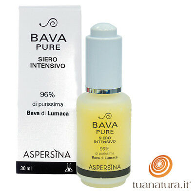 Aspersina Bava Pure Siero Intensivo 96% Bava di Lumaca 30 ml Pharmalife Research