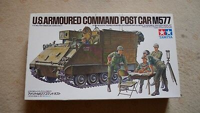 Tamiya Command Post Car M 577
