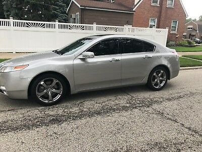 2009 Acura TL Tech Package 2009 ACURA TL All Wheel Drive Tech Package