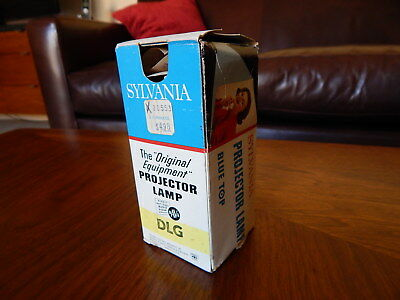 Sylvania DLG Projector Projection Lamp Bulb 150W New Old Stock