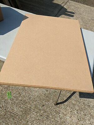 Pallet of 248 mdf sheets 880mmx620mm 6mm thick TC191018K