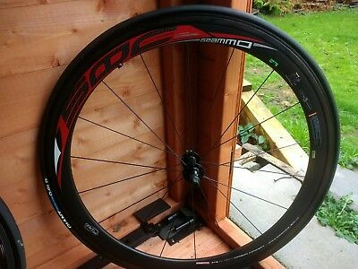 Grammo 50mm carbon clincher