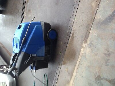 Nilfisk hot and cold steam cleaner