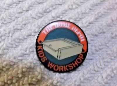 The Home Depot Kids Workshop Lapel Pin #3