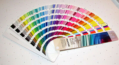 Pantone Plus Series Solid Coated Formula Guide 2nd Edition-1st printing GP1501
