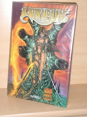 Comic Witchblade Sammelband 1 Hardcover Infinity