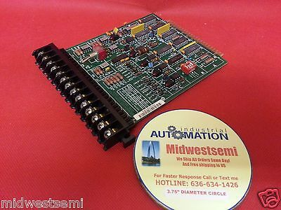 Freeshipsameday Measurex 05317200 Rev C Pcb Modul Quad Tach/Gegenmutter 04317200