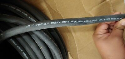 2 0 Hd Welding Cable 50ft Brand New In Box 145 00 Picclick