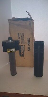 Parker Filtration Hydraulic Filter 15P210BH15111, uses element 925671