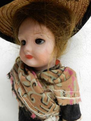 """VINTAGE OLD DOLL REALLY OLD doll 11 """""""