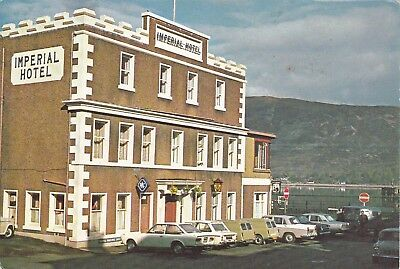 Postcard Imperial Hotel Fort William by White Heather