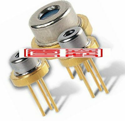 New 808nm 1w +/-5nm 9mm TO-5 near-infrared laser diode Single transverse mode
