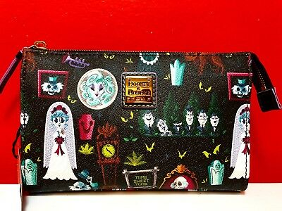 BEST PLACEMENT Disney Dooney & Bourke Haunted Mansion Crossbody NWT SOLD OUT