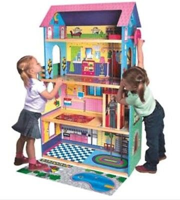 First Learning Dollhouse new in box RRP $299.00