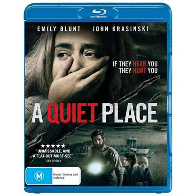 A Quiet Place BLU-RAY NEW