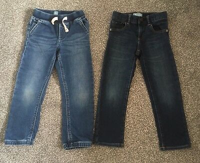 Two pairs of Boys GAP Jeans Size 5yrs