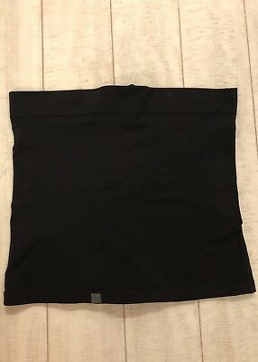 Belly Band Maternity Black Medium Stretch EUC