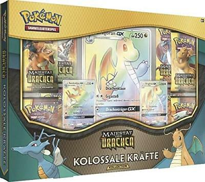 Pokemon SM 7,5 Kolossale Kräfte Kollektion deutsch