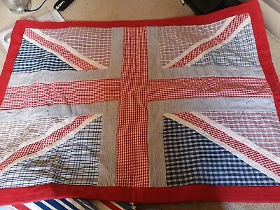 Laura Ashley Rug Union Jack