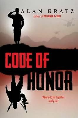 Code of Honor by Alan Gratz **Brand NEW** Hardcover Book Aus stock