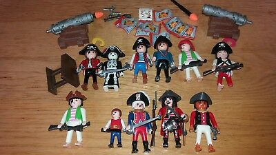 Playmobil Piraten Waffen Figuren Kanonen
