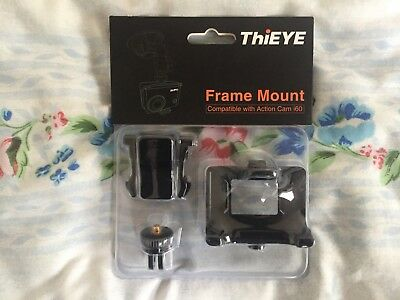 ThiEYE Protective Frame Mount Clip For i60 Series Action Camera