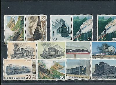 41084 / Eisenbahn ** MNH Train Japan