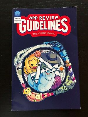 Apple App Review Guidelines Comic. WWDC 16. Apple Merchandise