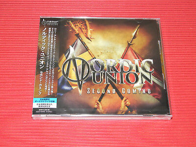 2018 NORDIC UNION SECOND COMING with Bonus Track  JAPAN CD