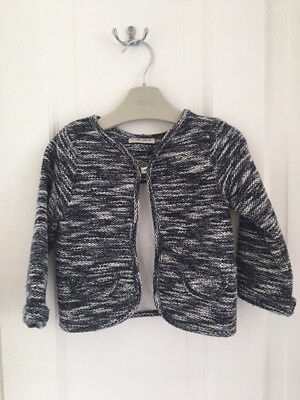Lovely baby girls cardigan from Next, Size 12-18 months, VGC!