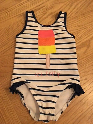 Lovely baby girls swimsuit from Next, Size 12-18 months, VGC!