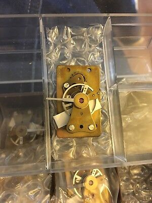 Vintage Clock Balance Wheel Platform Escapement NEW Clock Part 9N