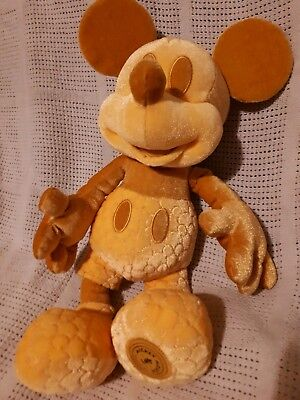 ☆VERY RARE Disney Mickey Mouse Memories February Plush☆ . INSTANTLY SOLD OUT!