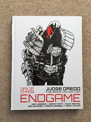 Days of Chaos: Endgame - Judge Dredd Mega Collection - Volume 50 Issue 18 2000AD