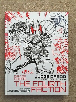 Day of Chaos: The Fourth Faction - Judge Dredd Mega Collection - Volume 49