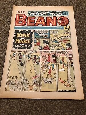 The Beano. No 1815. 30 Apr 1977