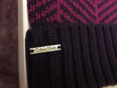 Calvin Klein 2 piece Set - Hat and scarf boxed and brand new with tags