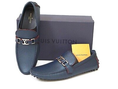 9b316a2925ff Louis Vuitton Mens Hockenheim Moccasin Driving Loafers Size 13   12 EU  NEW BOX