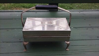 Westinghouse Electric Waffle Iron Maker Antique Vintage Early 1900s