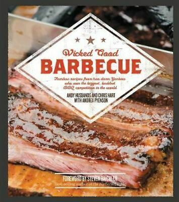 NEW Wicked Good Barbecue By Andy Husbands Paperback Free Shipping