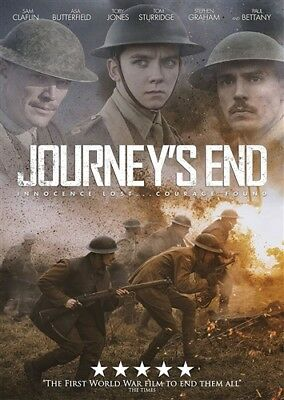 JOURNEY'S END New Sealed DVD 2017