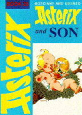 Asterix and son by Ren Goscinny (Hardback)